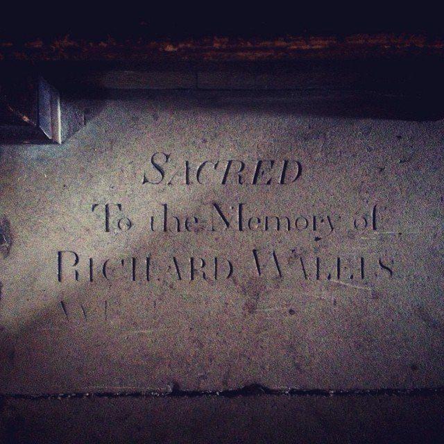 Stone Typography.