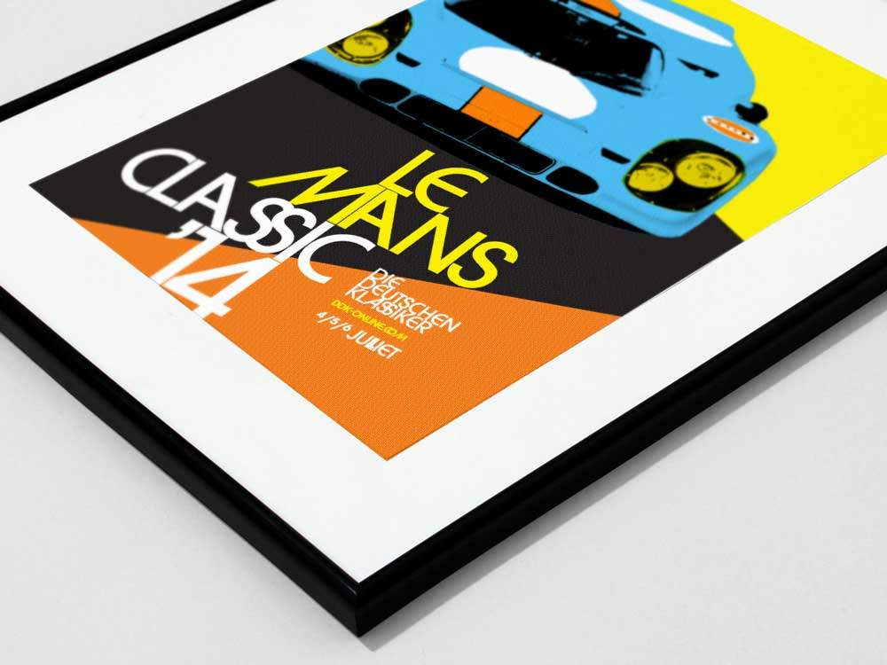Porsche-Poster-one