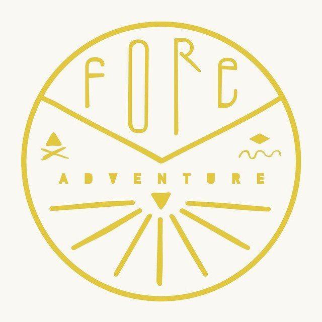 Recent work — Fore Adventure logo #logo #logodesign #branding #brand #graphic #graphicdesign @foreadventure