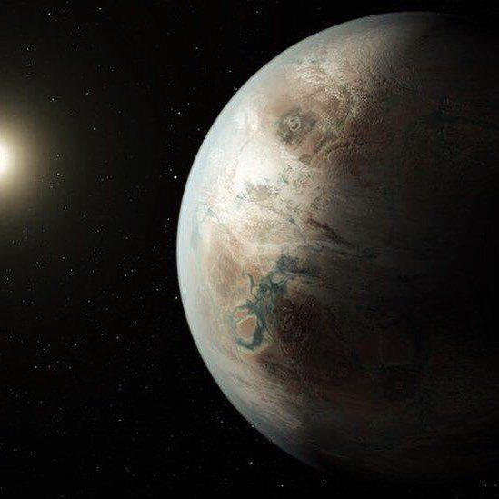 EARTH 2.0 — #Kepler 452b