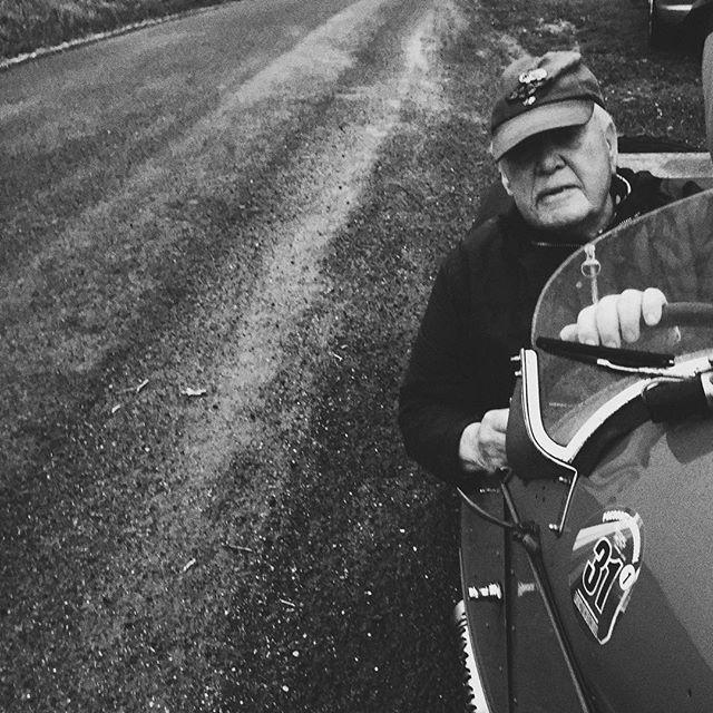 B&W — #morgan #threewheeler #morganmotorcompany #morganadventure #madeinbritain #workinprogress #wip