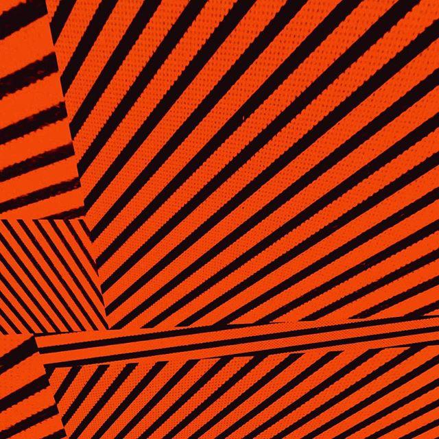 Dazzle Graphic installation Experiment — #wip #work #workinprogress #design #designs #designers #graphic #graphicdesign #artdirection #art #grafik