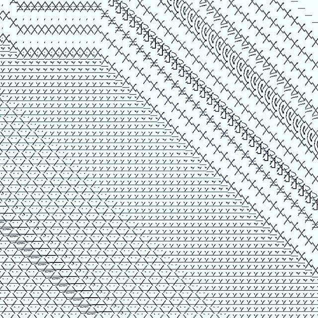 Glitch Experiment — #wip #glitch #design #graphic #graphicdesign #glitchart #grafik