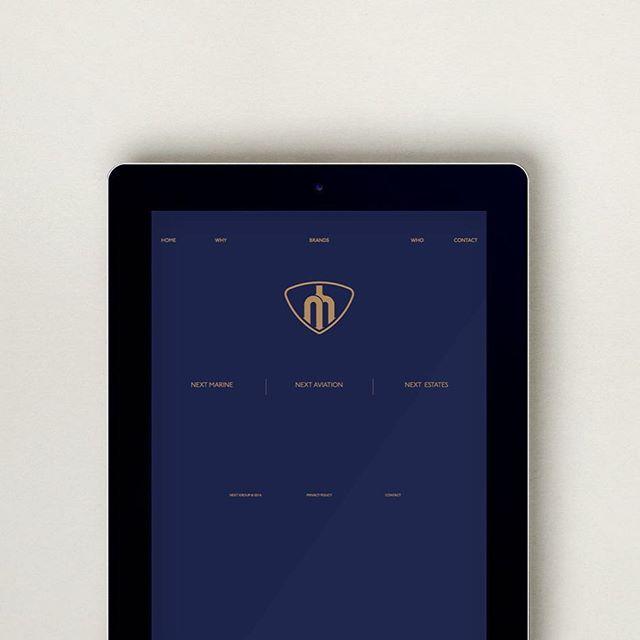 New work coming soon —.#brand #branding #logo #websitedesign #webdesign #graphicdesign #agency #marine #sailing #yacht