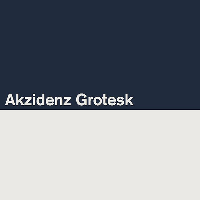 Work In Progress — Choosing Type.Akzidenz Grotesk.#type #typography #font #fonts #type #design #agencylife #graphicdesigner #graphicdesign #igers #igersoftheday