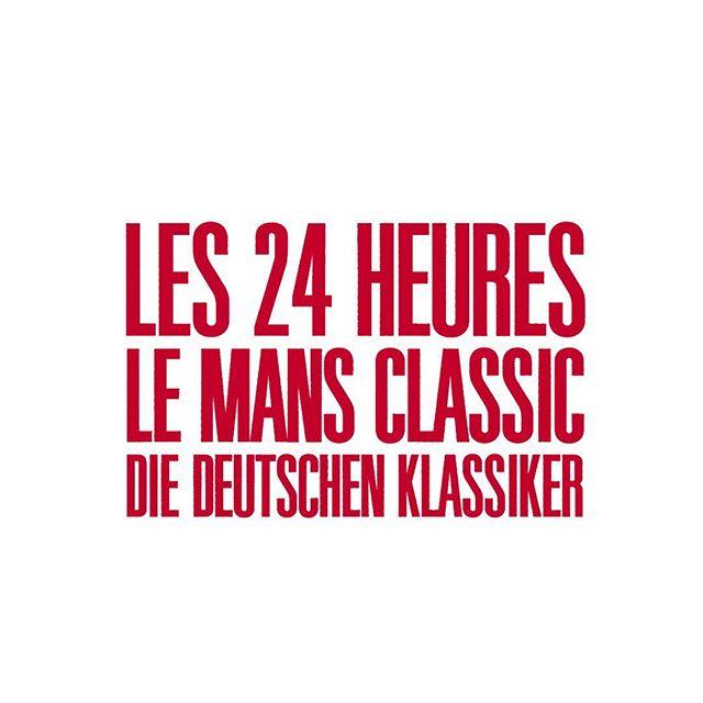 Archive — Les 24 Heures.Le Mans Classic.#brand #branding #design #graphicdesign #lemans24 #porsche #driving #classic #classiccar # #igersoftheday #igersoftheday #racing #motosport #lemans #lemans24h #lemansclassic