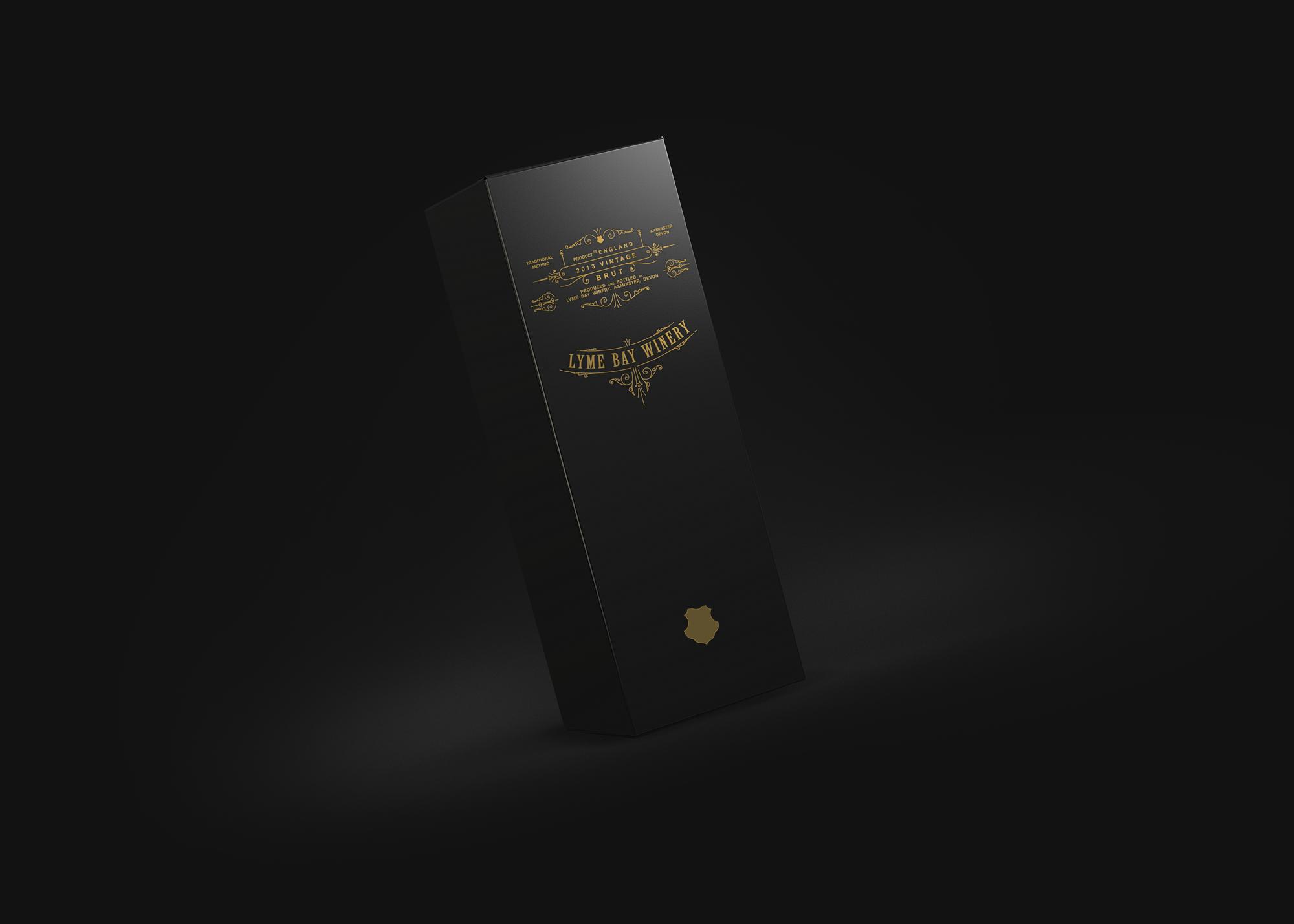 Concept Work — Wine Presentation Box.Lyme Bay Winery .#englishsparklingwine #winebox #packaging #packagingdesign #labeldesign #branding #graphicdesign #label #foil #deboss #wine #winetasting #wines #englishwine #vintage #vinyards #winenot #winelife #england #British #concept @lymebaywinery