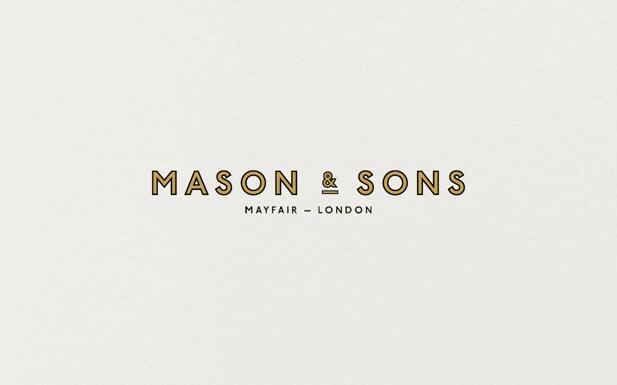 New Work — Unused.Mason & Sons.#Brand #Branding #Design #Graphicdesign #Fashion #Luxury #Mensfashion #packagingdesign #packaging #Menswear #British #Driving #Classic #Classiccar #Classiccars #Gentleman #Motoluxe #NewRelease #Menswear #MensStyle #Luxury  #Style #Rakish #mayfair #london #graphicdesigner #graphicdesign #designagency #brandingagency