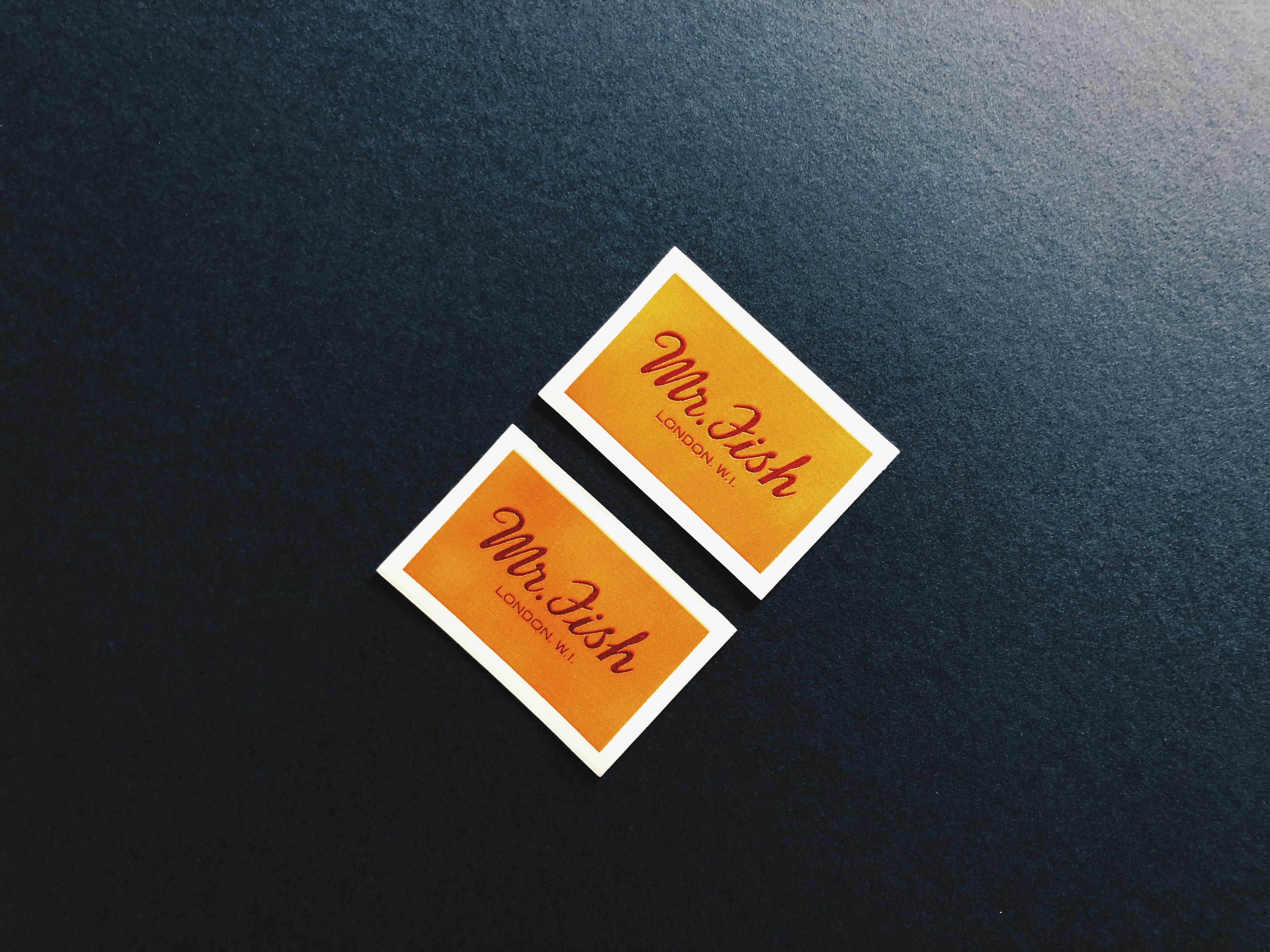 New Work — Coming Soon.Mr Fish — Labelling + Packaging.#Brand #Branding #Design #Graphicdesign #British #logo #logos #brands #NewRelease #contemporary #dorset #london #graphicdesigner #graphicdesign #designagency #brandingagency #fashion #malefashion #mensfashion #packagingdesign #packaging #mayfair #savillerow #london #lifestyle #rakish