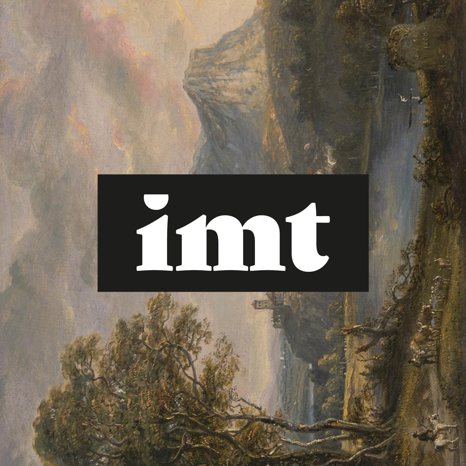 New work — Unused Identity.imt.#logo #logos #logodesigner #logodesign #design #designer #designagency #london #dorset #identity #branding #brand #agency #graphicdesign #graphicdesigner #brandingagency #type #typography #designinspiration