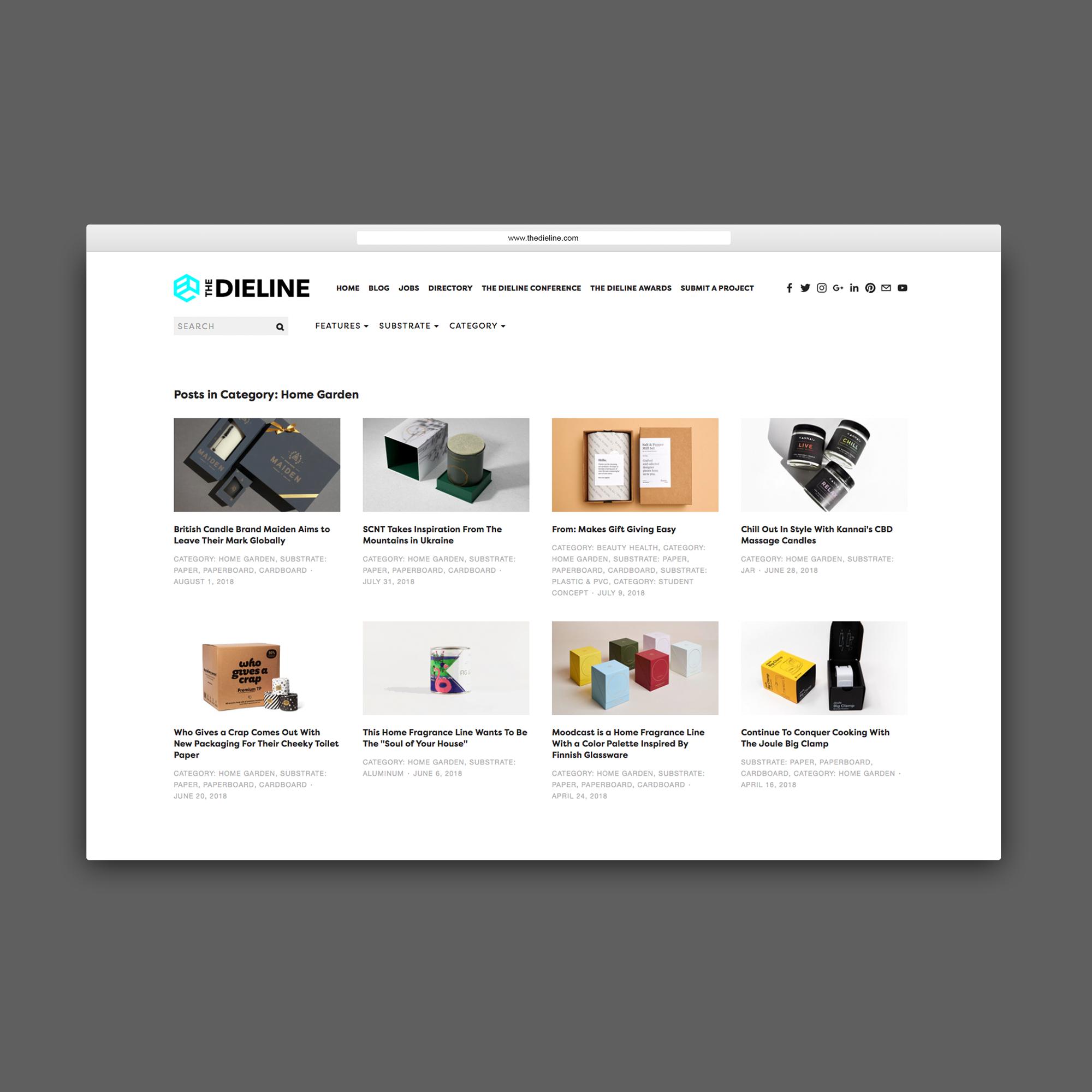Packaging and branding agency dorset