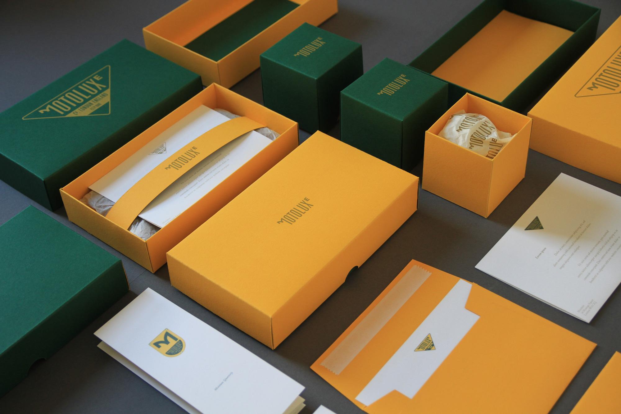 Fashion branding logo agency