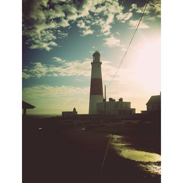 Portland Bill. #dorsethour