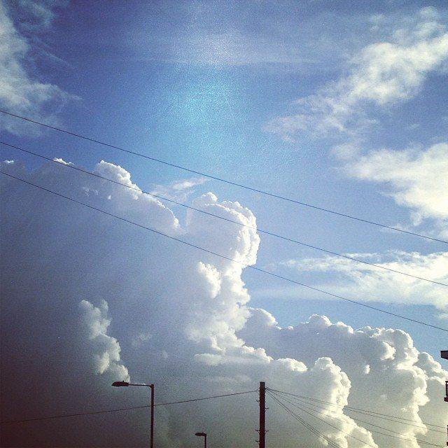 Cumulonimbus.