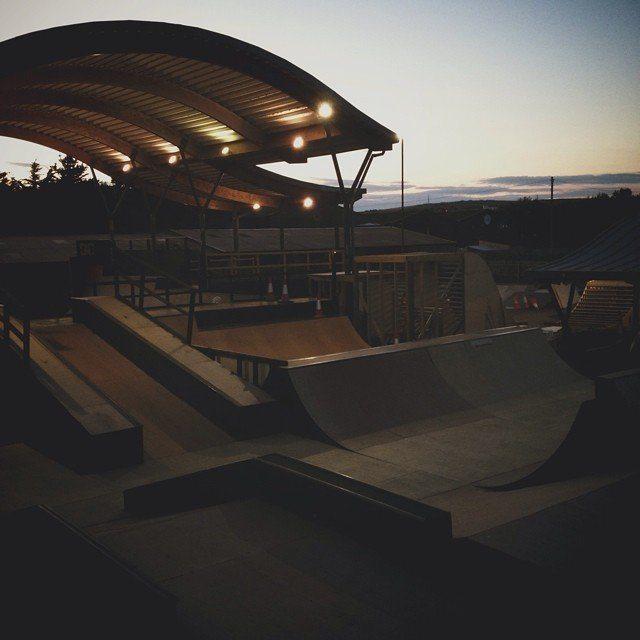 #skatepark #weymouth #dorset #thefront