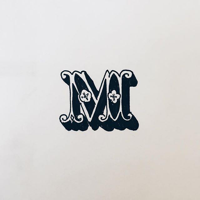 Logo — #WIP #workinprogress #logo #logodesign #logodesigns #logotype #tangram #typedesign #typography #typeface #handdrawntype #handdrawn