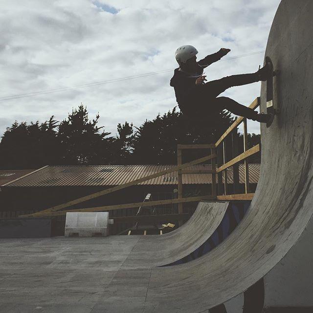 Session — @thefrontskatepark #skating #skatepark #skateboarding #thefrontskatepark