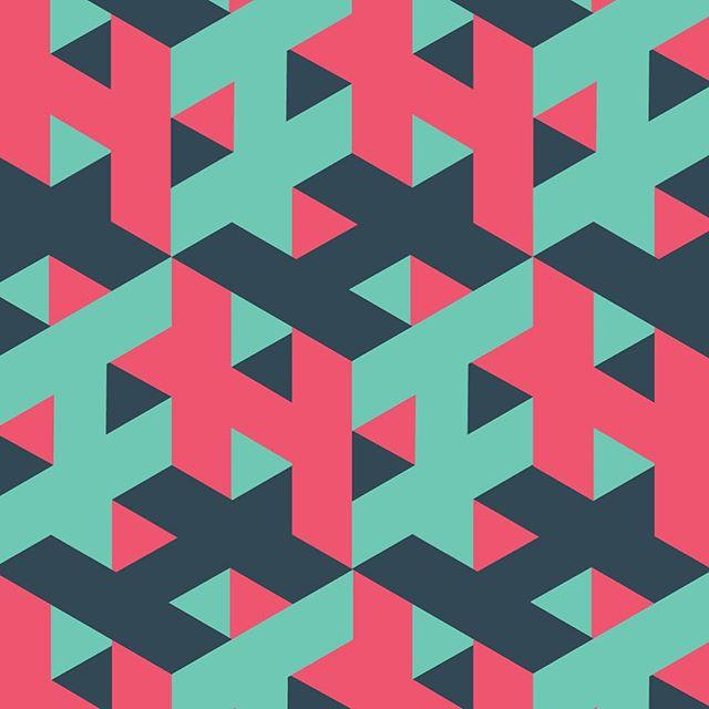 H repeat pattern — #wip #workinprogress #graphicdesign #logo #graphic #graphicdesign #design #grafik