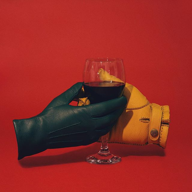 Our 'Life Still' project with @dents_leather gloves combines art with commerce —#photographer #gloves #design #fashion #photo #photoshoot #grafik #graphic #rioja #wine #campoviejo