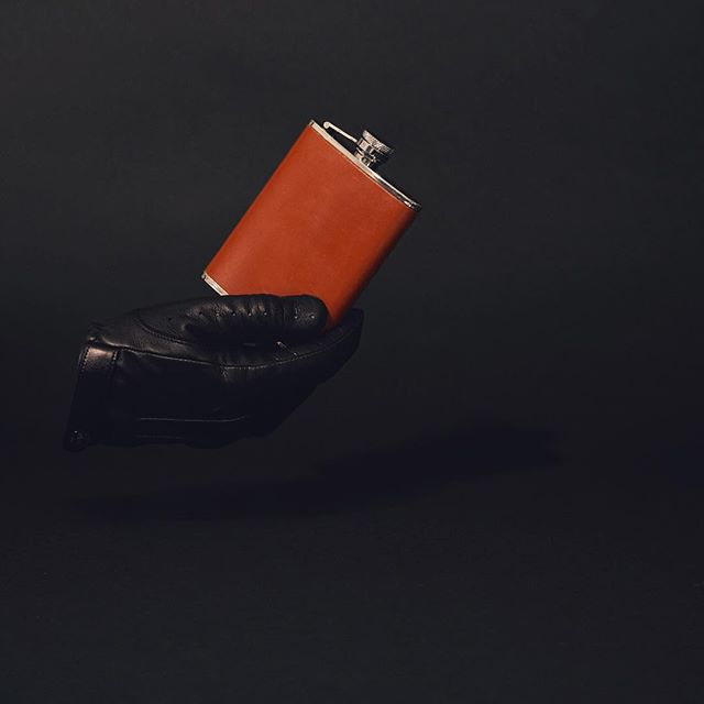 Our 'Life Still' project with @dents_leather gloves combines art with commerce — #photographer #gloves #design #fashion #photo #photooftheday #hipflask #whiskey #whisky #jamesbond #spectre @anthonysinclairmayfair @mrporterlive