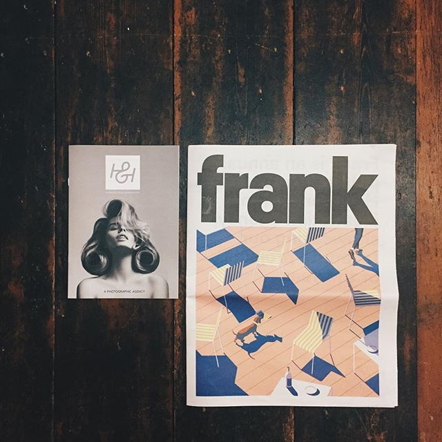 Frank by @handsome_frank et all