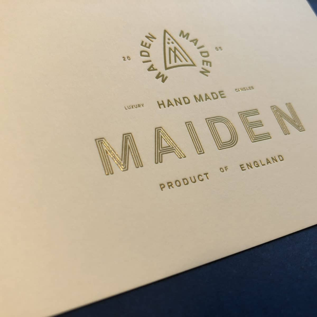 New Work — Coming Soon.MAIDEN.#logo #Brand #Branding #Design #Graphicdesign #Luxury #pattern #packagingdesign #packaging #British #NewRelease #Style #contemporary #handmade #london #dorset #graphicdesigner #graphicdesign #designagency #brandingagency #experience #candles.Printed by @dayfoldprint on @gfsmithpapers Mohawk