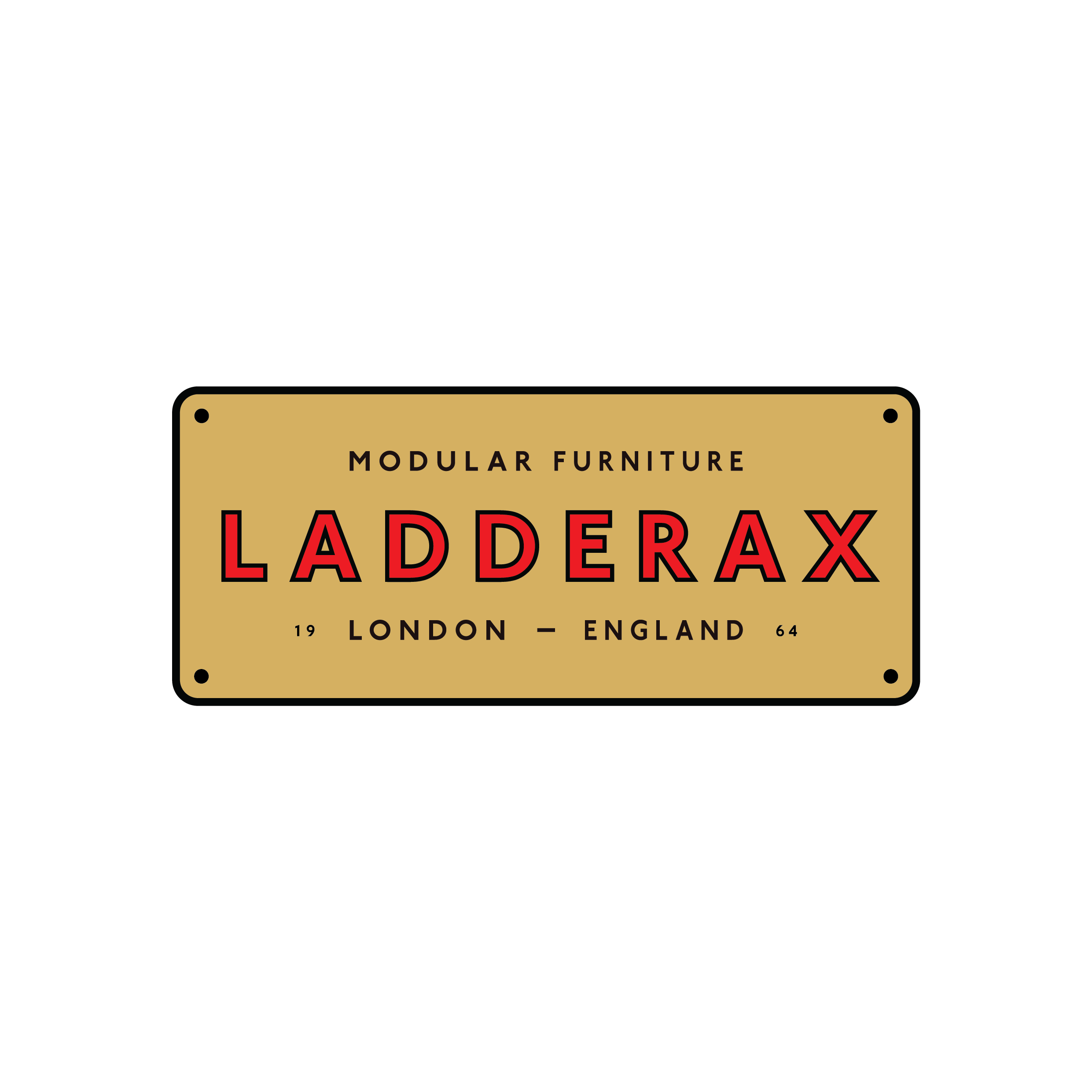 Furniture Branding Design — LADDERAX