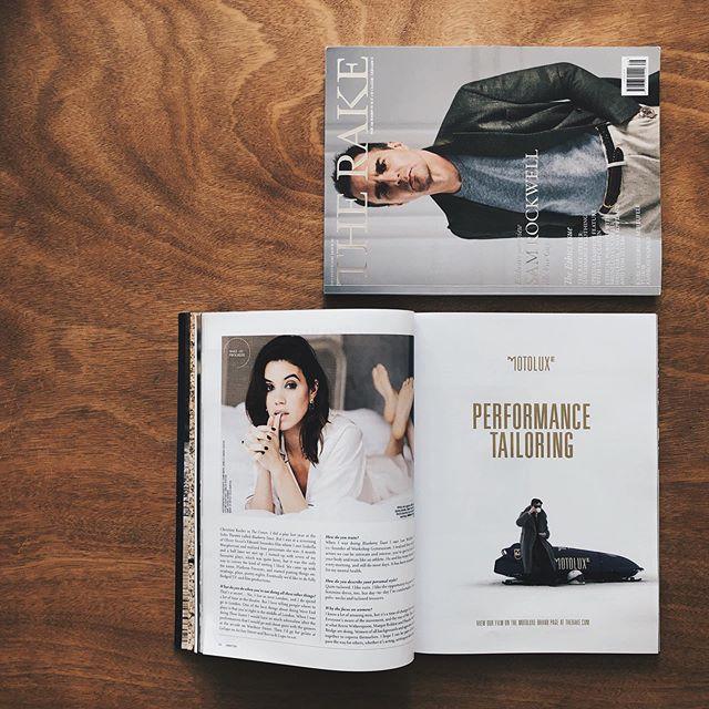 Journal / New Work — Motoluxe: Film / No Quarter.Print advert in @therake.#Film #fashionfilm #Fashion #Luxury #advertising #print #advert #Mensfashion #video #cinematography #Menswear #Coat #British #Classic #Gentleman #Motoluxe #TeddyBearCoat #NewRelease #Menswear #MensStyle  #Outerwear #Style #Rakish #mayfair #london #graphicdesigner #graphicdesign #designagency #brandingagency #switzerland #stmoritz
